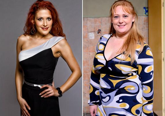 A Jóban Rosszban színésznői, Madár Veronika és Cseke Katinka sem maradnak ki a versenyből, a sorozatsztárok is bizonyíthattják rátermettségüket.