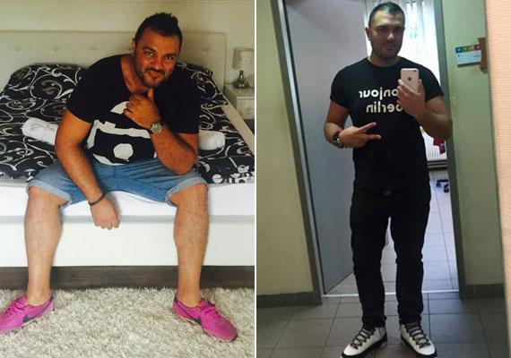 Gáspár Laci a tavalyi Sztárban Sztárnak köszönheti, hogy jókora feleslegtől sikerült megszabadulnia. Legalább 14 kilót fogyott az énekes, aki egyre több időt tölt az edzőteremben.