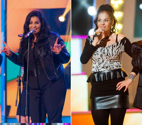Mohamed Fatima A Dal első elődöntőjében január 23-án és a TV2 The Voice című tehetségkutatójában még 2012 őszén.