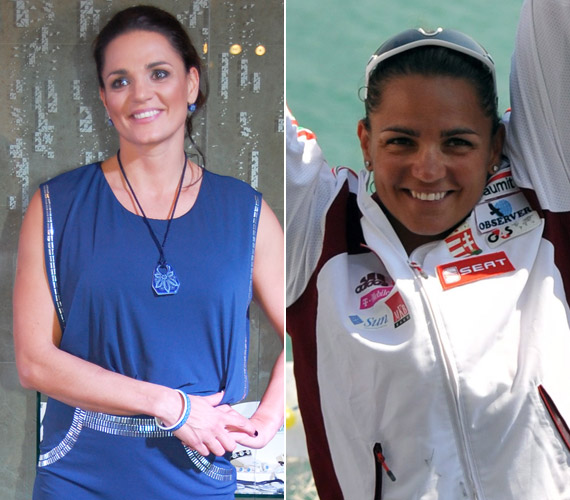 Kovács Katalin háromszoros olimpiai bajnok kajakozó négy hónapos terhesen, 2013. december 18-án jelentette be, hogy első gyermekét várja. A kislány, aki a Luca nevet fogja kapni, júniusban érkezik.
