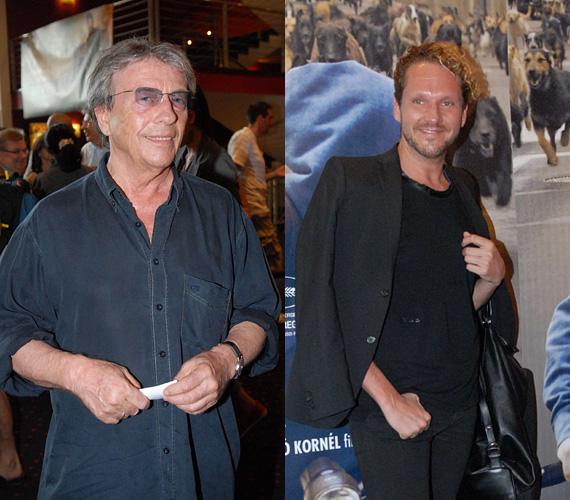 A Cannes-ban sikert aratott filmre Zorán is kíváncsi volt, de Lakatos Márk is fontosnak érezte, hogy az elsők között láthassa az alkotást.
