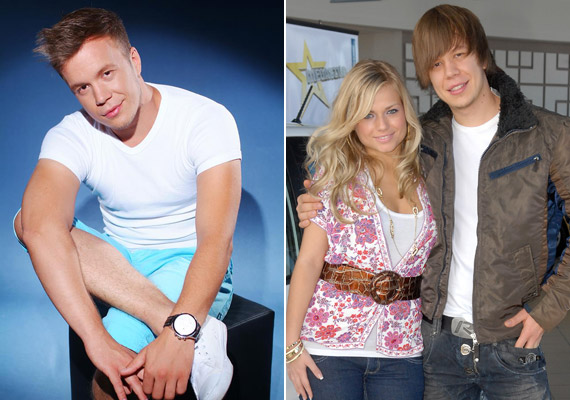 Cserpes Laura és Fekete Dávid 2010-ben házasodtak össze, de két év után elváltak. Az énekes most videóban vallott szerelmet volt nejének, ami miatt barátnője szakított vele.