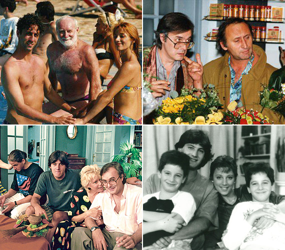 A Família Kft. létrehozása szintén Gát György és Szurdi Miklós nevéhez fűződik - 1991 és 1999 között forgott, összesen 385 rész készült belőle. Médiatörténeti jelentőségét az adja, hogy ez volt hazánkban az első szitkom, azaz az egy helyszínen játszódó szituációs komédia. A Szép család és Kövérék életét bemutató szériába eredetileg nem ikreket terveztek, ám Spáh Károly és Dávid annyira megtetszett az alkotóknak, hogy végül átírták a forgatókönyvet. Az epizódok részben a szponzoroknak köszönhetően készültek el, ezért is van annyi termékelhelyezés a sorozatban, ami akkor még külön figyelmeztető szöveg nélkül megengedett volt.