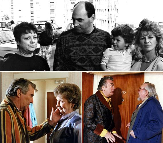 1987 és 1999 között forgott a Szomszédok című sorozat, mely egy lakótelepi közösség életét próbálta megmutatni. Taki bácsit, Lenke nénit, Mágenheiméket, Vágásiékat vagy éppen Etust minden néző szinte családtagként kezelte, a színészeket sokszor a való életben is az eljátszott karakterekkel azonosították. Szinte nincs olyan magyar színész, aki ne bukkant volna fel a 331 epizód valamelyikében, Liptai Claudia és Németh Kristóf karrierje is ott kezdődött. Az epizódok eredetileg minden második csütörtökön kerültek sugárzásra, így lényegében a szereplők életéből minden második csütörtököt láthattad - ezt maguk a karakterek is sokszor kijelentették.