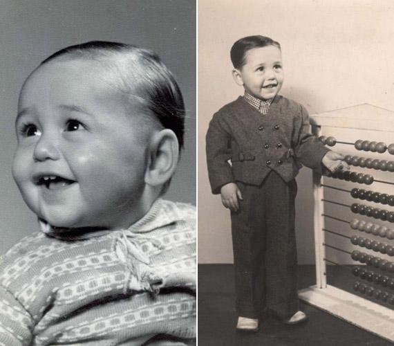 1947. március 12-én született Gonda Alice és Fenyő Elemér egyetlen gyermekeként.