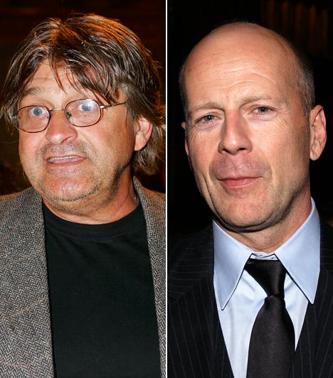 Dörner György  Bruce Willist nem nagyon tudnánk elképzelni Dörner György orgánuma nélkül, ami ráadásul karakteresebb is, mint az amerikai színész eredeti hangja. De a sokoldalú magyar színész Eddie Murphyt és Michael Douglas-t is utánozhatatlanul szólaltatja meg.