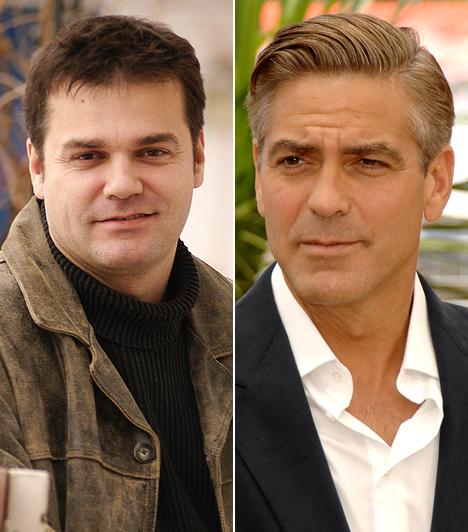 Szabó Sipos Barnabás  Ha Szabó Sipos Barnabás, akkor egyértelműen George Clooney: az amerikai sztárt rajta kívül szinte nem is szólaltatta meg más. Hallhatjuk több Jeff Goldblum, illetve Kiefer Sutherland-filmben is, a Dr. House-ban pedig Wilsont szinkronizálta a tragikusan elhunyt Selmeczi Roland után.