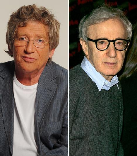 Kern András  Woody Allen amerikai színész-rendezőnek több mint húsz alkalommal kölcsönözte orgánumát olyan nagysikerű filmekben, mint például a Manhattan, a Hannah és nővérei vagy A Jade Skorpió átka. A Micsoda nő! eredeti szinkronjában Kern András hallható Richard Gere hangjaként.
