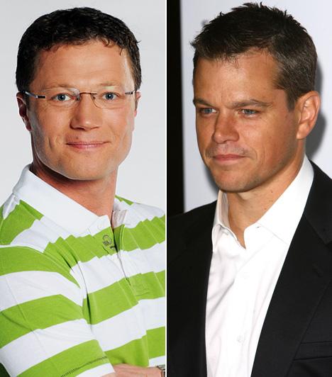 Stohl András  Stohl Andrást rengetegszer hallhattuk Hugh Grant szinkronhangjaként. De az Ocean's filmekben Matt Damont is Stohl magyarította, nem beszélve a tragikusan elhunyt Heath Ledgerről, akit szintén ő szólaltatott meg.