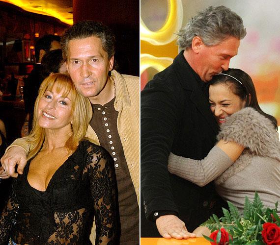 Fésűs Nelly tavaly ősz óta él boldog párkapcsolatban választottjával, Vajtó Lajossal, a Gundel-ház igazgatójával. A deresedő hajú, jóképű férfi korábban, 12 éven át, Ungár Anikó lovagja volt.