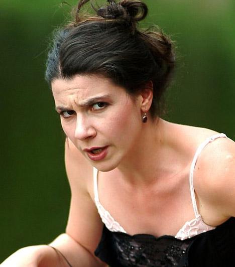 Kovács Vanda  Kovács Lajos lánya a Centrál Színházban szórakoztatja a nagyérdeműt, de sokak számára a Zimmer Feri Rózsijaként lehet ismerős.