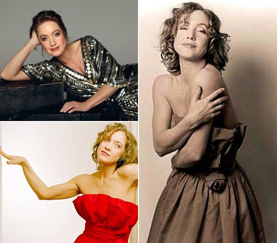 Sokan a legszebb hangú színésznőnek tartják, akinek a szépsége is egyedülálló.