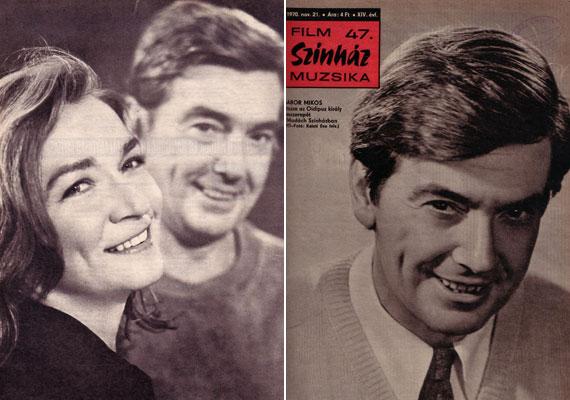 Bár Gábor Miklóst elhagyták, nem sokáig maradt egyedül. Vass Évával - aki harmadik felesége lett a színésznek - akkor találkozott a Madách Színházban, amikor még nős volt. Évekkel később összeházasodtak, és a színész 1998-as haláláig együtt maradtak.