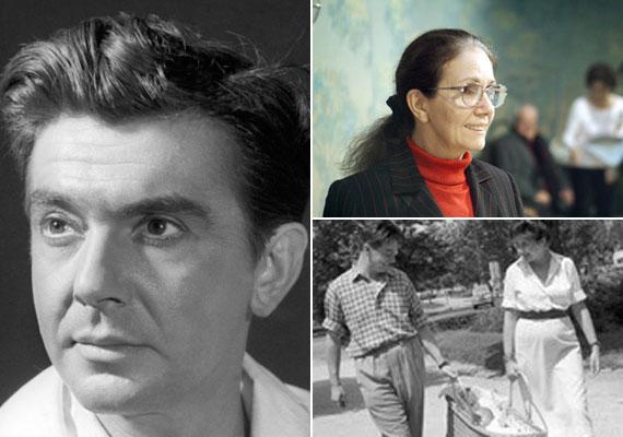 Ruttkai Évának és Gábor Miklósnak egy lánya volt, Júlia, aki 1953-ban született. A 62 éves asszony egy-egy interjú kapcsán szívesen mesél szüleiről. A korábban könyvtárosként és szerkesztőként dolgozó hölgy 1987-ben megalapította a Ruttkai Éva-emlékdíjat, és 1989-ben létrehozta a Ruttkai Éva Emlékszobát, amely 2005-ig működött.