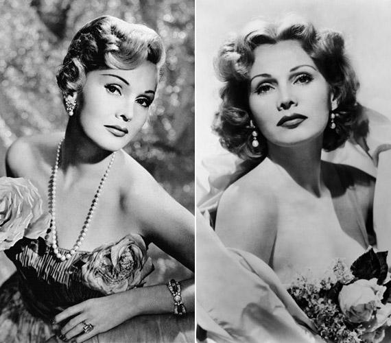 Gábor Zsazsa ugyan főszerepet sohasem kapott, de az ötvenes években a legszebb hollywoodi színésznők közé sorolták.
