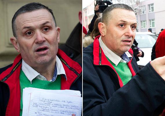 Galambos Lajost újságírók hada várta a székesfehérvári büntetés-végrehajtási intézet előtt, ahonnan 2016. január 24-én engedték ki. Négy hónappal korábban, 2015. szeptember 24-én tartóztatták le, de a bíróság az ügyészi indítványt elutasítva nem hosszabbította meg előzetes letartóztatását.