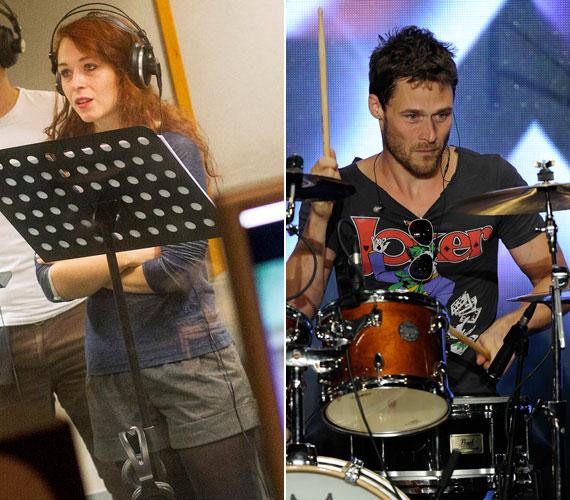 Öccse, Gáspár Gergely az idei X-Faktor második válogatójában a Fat Phoenix zenekar dobosaként mutatkozott be a nézőknek.