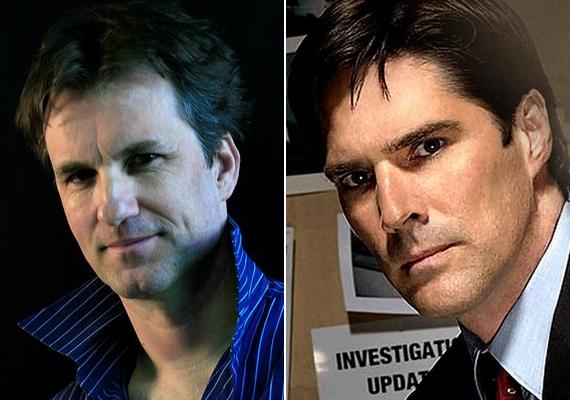 Hotch a Gyilkos elmék című sorozatból is olyan szinkronhangot kapott, akivel szinte össze is lehetne téveszteni. Ő Lux Ádám - ugye, hogy hasonlít?