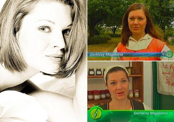 """Az egykori szépségkirálynő maga mögött hagyta a csillogást. Már megválasztásakor is mottója volt a """"természetes életmód, természetes szépség"""", mégis kicsit meglepő, hogy biogazda lett: Magda néne szörpje, lekvárja, savanyúsága - így ismerik a termékeit."""