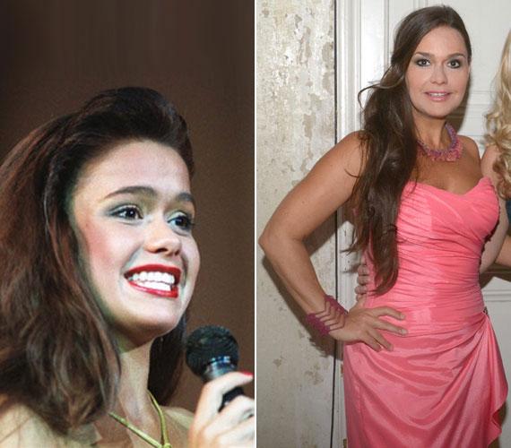 Geszler Dorottya az 1989-es Miss Hungary szépségversenyen, illetve a Be Attractive Couture tervezőjének, Csőke Beátának egy rózsaszín estélyi ruhájában a Wedding Pop-up Bazaron. Egy lánya született.