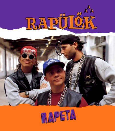 Zenész, rapper = Rapülők  1992-ben megalakította az Első Emelet két emblematikus zenészével, Berkes Gáborral és Szentmihályi Gáborral a Rapülők rapzenekart. A trió először viccből gyártott rapdalokat, a siker azonban rögtön a slágerlisták élére sodorta őket. 1992 és 1994 között két albumot adtak ki, a Rapülőket és a Rapetát, mindkettő gyémántlemez lett. A csapat két év után, 1994-ben a csúcson hagyta abba a zenélést.  Kapcsolódó cikk: Brutálisan arcon rúgták! Kis híján megvakult Geszti Péter »