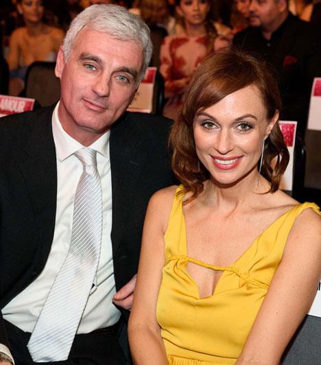 Szellő István és Gubík ÁgiAz RTL Klub híradósa és a csatorna sorozatában, Barátok köztben is szereplő gyönyörű színésznő egy éve alkot egy párt, a nyolcadik Glamour-gálán úgy ragyogtak, mint a friss szerelmesek.