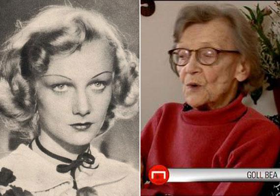 Goll Bea 1948-ban hagyta el az országot, holott itthon ünnepelt színésznő volt. Svájcba költözött, ahol fotómodell, majd balettoktató lett, mindenkivel megszakította a kapcsolatot, és soha többet nem jött vissza Magyarországra. Állította, csupán édesanyja szerette volna, hogy ismert ember legyen, de emigrálásának az is oka volt, hogy 1944 után nem engedték őt több filmben szerepelni.