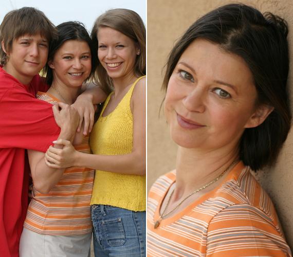 Gát György rendezőtől két gyermeke született, 1983-ban Anna lánya, 1989-ben pedig Márton fia.