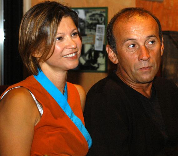 2006-ban ment hozzá dr. Ormos Péter fogorvoshoz, azóta visszavonultan élt.