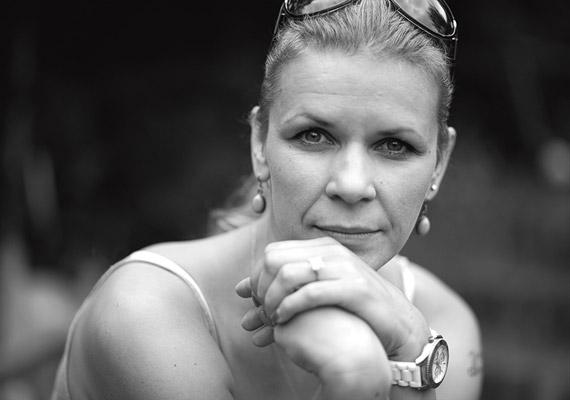 Schell Judit színésznő sem dívaként kívánta magát megmutatni.