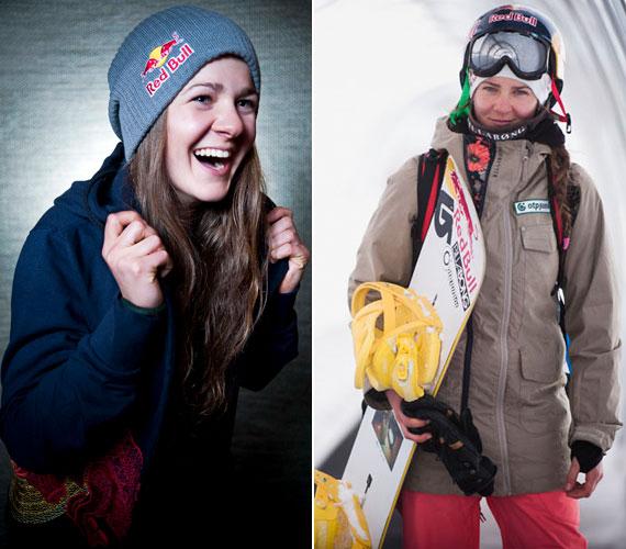Gyarmati Anna januárban múlt 20 éves, máris többszörös magyar bajnok, emellett junior világbajnok és felnőtt Európa-bajnok is. Már háromévesen síelt, majd miután édesapja kipróbálta a snowboardot, 12 évesen ő is váltott.