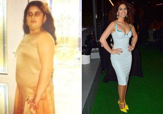 Radics Gigi is a közösségi oldalán osztotta meg a bal oldali fotót. A 19 éves énekesnőt gyerekként csúfolták, végül egy év alatt 20 kilót adott le. Amikor először jelentkezett a Megasztárba, 67 kilót nyomott, amikor pedig megnyerte a hatodik szériát, már csak 58 kiló volt - súlyát a mai napig tartja.