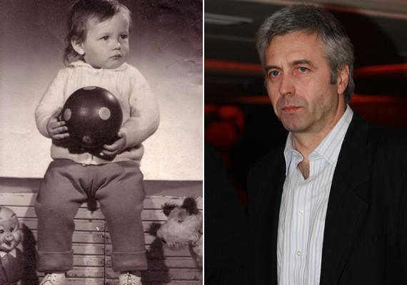 Gazdag Tibor, a Jóban Rosszban dokijának két képe között körülbelül 46 év telt el, mégis vannak azonos vonások, melyeket nem nehéz felfedezni.