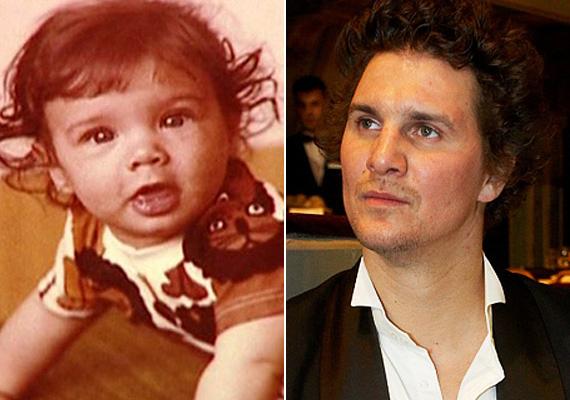 Az 1976-os születésű Nagy Ervin Dunaújvárosban vált aprócska kisfiúból jóképű tinédzserré, ugyanis 16 éves koráig a Fejér megyei városban élt.