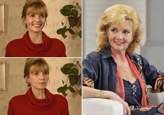 A 67 évesen is sugárzóan szép Piros Ildikó a patikus Komlósi Hédit, Mari anyját alakította. Munkásságát 2012-ben Kossuth-díjjal ismerték el.