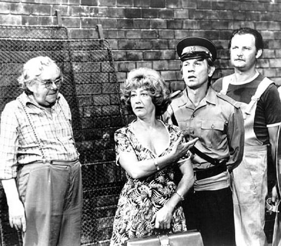 Számos filmben láthattuk brilliáns alakításait, Palásthy Györggyel többször dolgozott együtt, így például szerepelt az 1979-ben forgatott Égigérő fű című alkotásában is. A Szomszédokban Hacser Józsa alakította Vágási Margitot, A miniszter félrelépben Koltai Róbert, vagyis Galamb édesanyjaként láthattuk, de szerepelt az Üvegtigris 2-ben is.