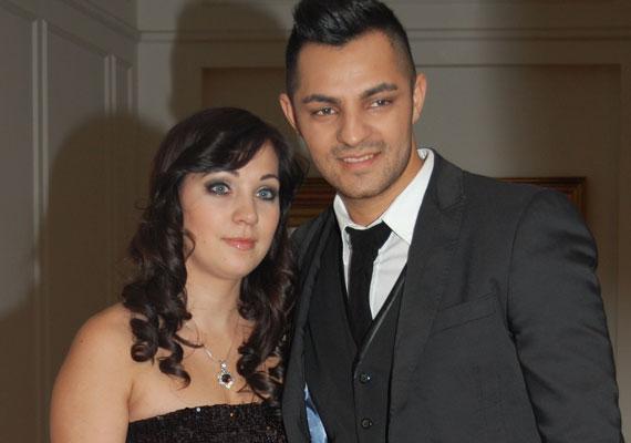 Ismét apa lesz az X-Faktor harmadik szériájának győztese. Oláh Gergő felesége, Niki már a hetedik hónapban van harmadik gyerekükkel.