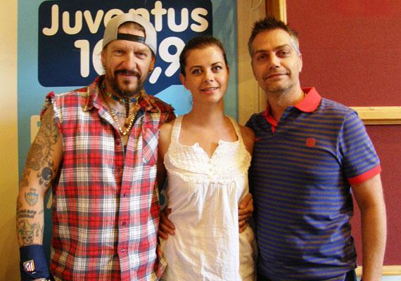 Harsányi levente a Helló Budapest! élő adásában árulta el, hogy ismét apa lesz: októberben születik meg a második gyermeke, akinek már a nemét is tudják.