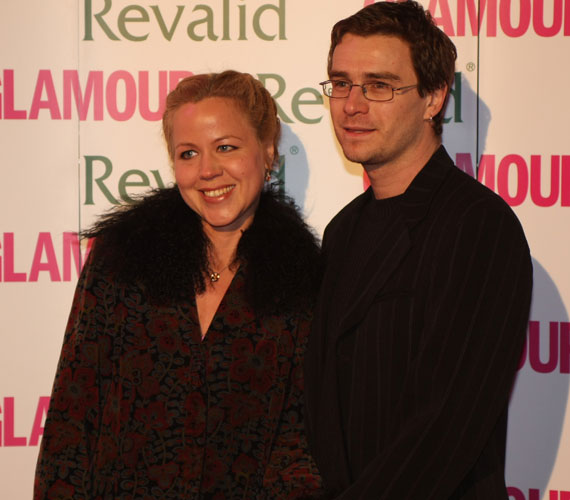 Haumann Petra hat hónapos terhesen, 2005 augusztusában ment feleségül a Kalózok című filmből ismert Király Attilához. Két kislányuk született. A színésznő csak most árulta el, hogy titokban már két évvel ezelőtt elváltak.