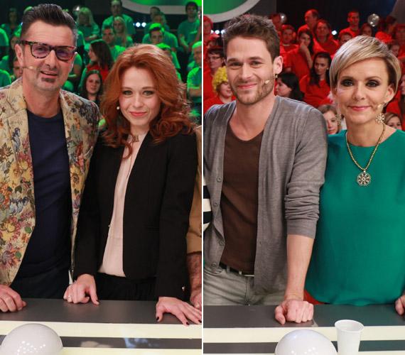 Bánsági Ildikó színésznő és Gáspár Sándor színész lánya, a 27 éves Gáspár Kata a szülei nyomdokába lépett, míg fiuk, az 2013-as X-Faktorban ismertté vált Gáspár Gergő dobosként arat sikereket.