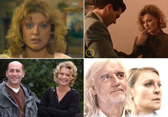 Hegyi Barbara 1986-ban az Elveszett paradicsom című alkotásban, ami a második filmje volt. Az országos hírnevet az 1994-ben indult Kisváros hozta meg számára. Az Életképek című sorozatban Évát személyesítette meg, aki a Kulka János által alakított újságíróval jött össze. 2015-ben a Váróterem című filmben láthattuk.