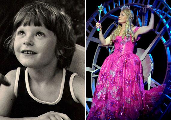 Hatévesen az álmodozó tekintetű kislány még nem gondolta volna, hogy egyszer a Vígszínház egyik vezető színésznője lesz. 2015 októberében tartották az Óz, a csodák csodája premierjét, amelyben ő jó tündér.