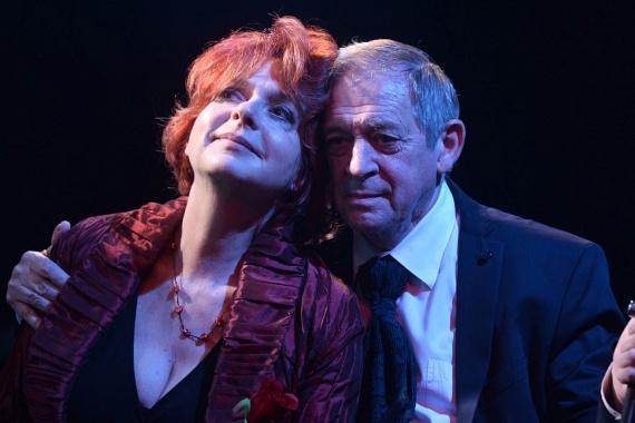 Hernádi Judit és Mohai Tamás mellett a darabban Jordán Tamást - képünkön - és Sipos Verát láthatja a közönség.