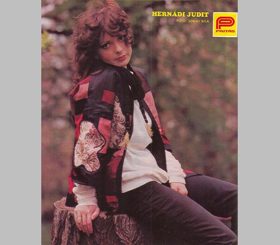1982 augusztusában a színésznő a Pajtás címlapján pózolt.