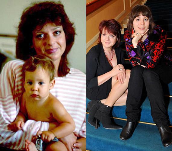 Hernádi Juditnak 1986-ban született meg a lánya az akkori élettársától, Tarján Pál operaénekestől.