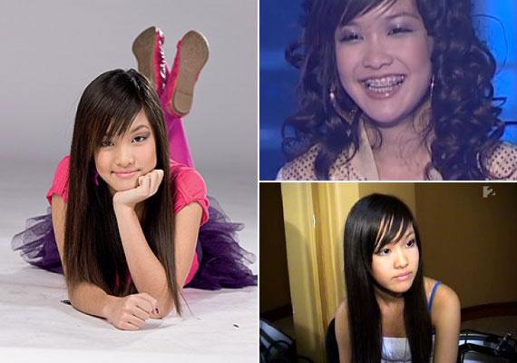 Hien 2008-ban fogszabályzós kislányként lopta be magát a Megasztár közönségének a szívébe - végül a hatodik helyen végzett.