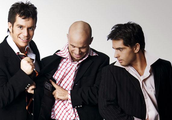 A Hip Hop Boyz 1992-ben alakult Budapesten. A csapat tagjai balról jobbra: O. G. Duck - Kalocsai Krisztián -, Real Action - Szűcs Zoltán - és Levy T. - Egry Levente.