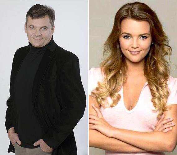 Az RTL Klub sikersorozatának Berényi Andrása, vagyis az 51 éves R. Kárpáti Péter valószínűleg nagyon büszke lányára. A 20 éves Kárpáti Rebeka 2013-ban jelentkezett A Szépségkirálynő című műsorba, ahol a döntősök közé jutott, ő lett Miss Universe Hungary, aki hazánkat képviselte a világversenyen. 2014-ben már befutott modellnek számított, majd megkapta első filmszerepét is a TV2 Jóban Rosszban című sorozatában.