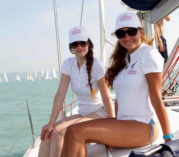 A versenyt rendező Magyar Vitorlás Szövetség 571 hajót regisztrált a verseny előestjén zárult nevezésnél.