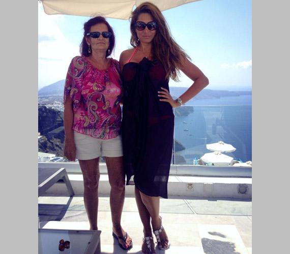 Horváth Éva és Judit néni - anya és lánya ki nem hagyná, hogy évente legalább egyszer közösen nyaraljanak valahol.
